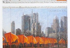 Christo on POP Fine Art