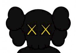 KAWS on POP Fine Art