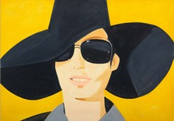 Alex Katz on POP Fine Art