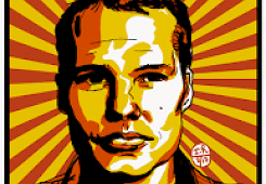 Shepard Fairey on POP Fine Art
